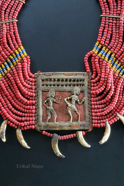 Necklace old traditional Naga necklace old tribal necklace |Naga Jewelry
