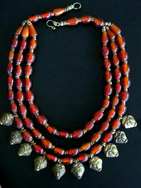 Royal Naga Jewelry : Authentic Naga Extra Long Full ... |Naga Jewelry