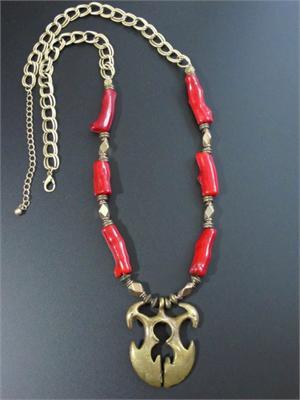 Unique ifugao tribal hornbill lingling o necklace lingling o ifugao tribal pendant necklace aloadofball Choice Image
