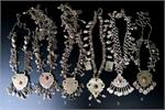 6 Kashmiri Necklaces