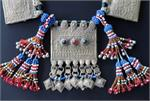 Old Tribal Jewelry Necklace From Kashmir