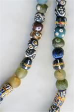 Trades Beads Close up
