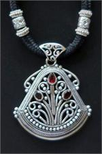 Ornate ethnic jewelry