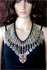 Kuchi Necklace on Manikin