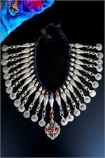 Old Kuchi fish necklace