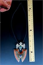Tibetan Necklace with ruler
