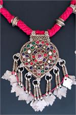 Vintage Kashmiri necklace