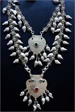 Ornate Kashmir necklace