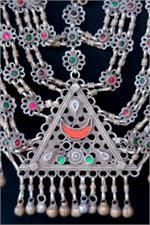 Kashmiri chanda necklace