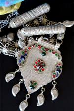 Tribal jewelry from Kashmir