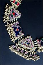 Old Kuchi Wedding Jewelry