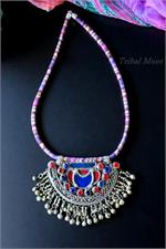 Kuchi tribal-fusion necklace