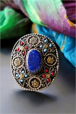 Large Laghman Tribal Ring