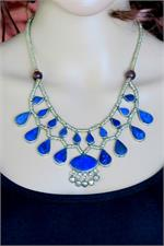 Afghan Lapis Necklace