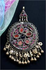 Kuchi head piece pendant