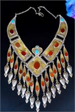 Big Turkmen necklace