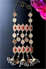 Turkmen replica necklace