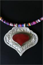 Kazakh pendant necklace