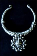 Traditional Afghan torc