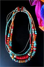 Artisan necklace