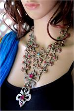 Hazara tribal necklace