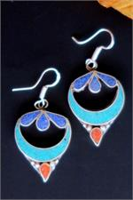 Himalayan earrings