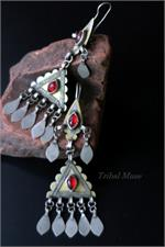 Long Turkoman earrings