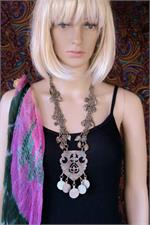 Kashmir tribal necklace