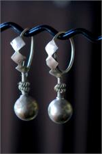 Old tribal earrings