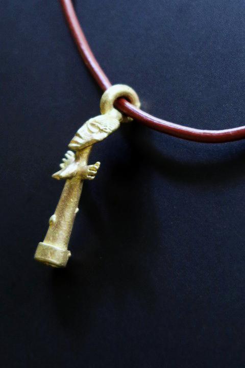 Tribal Goddess Pendant