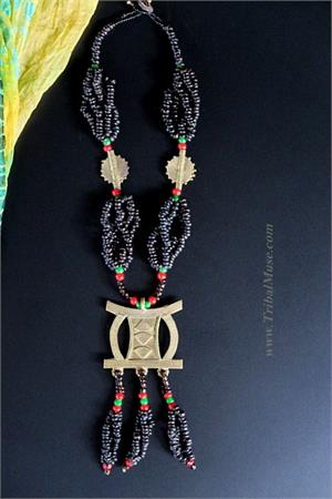 Ghana African Necklace