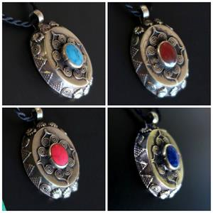 Ornate Pendant Necklace