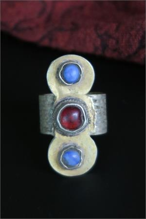 Old Turkoman Ring