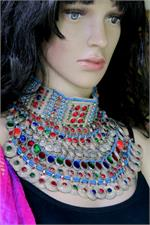 Large Kuchi necklace