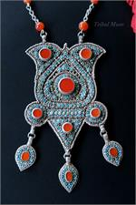 Antique Uzbek Necklace