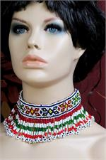 Tribal Jewelry Kuchi Choker