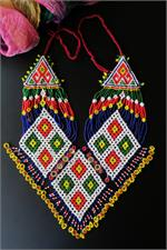 Beaded Kuchi necklace