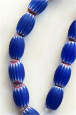 Close up Chevron Beads