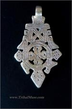 Cross Pendant from Africa
