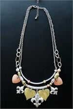 3 Color Necklace