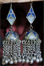 Large Bell Earrings
