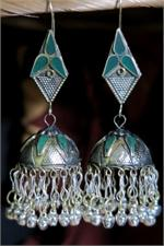 Big Jhumki Earrings