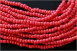 Multiple strands of beads