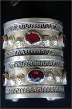 Turkoman tribal bracelet