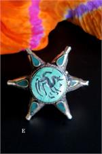 Afghan Star Ring E