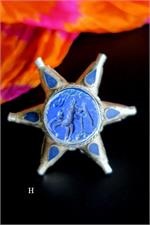 Afghan Star Ring H