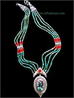 Nepalese necklace