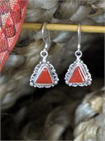 Nepalese Dangle Earrings