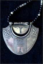 Old Silver Tuareg Necklace