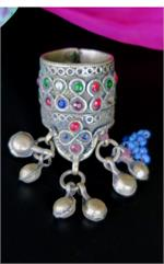 Old Afghan Kuchi jewelry
